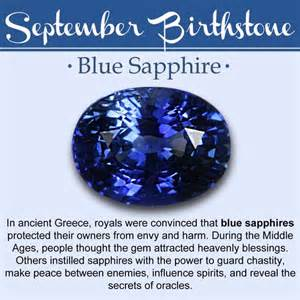 what color is september birthstone the world s catalog of ideas