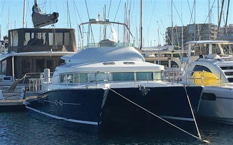 catamaran a vendre lagoon achat vente catamarans occasion lagoon power 43