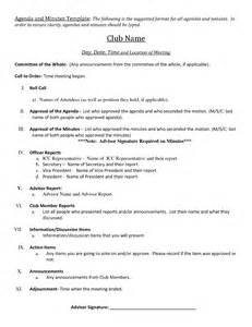 writing minutes template best photos of writing format for minutes writing