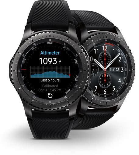 samsung gear s3 frontier 4g lte at t