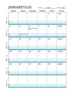 Monthly Lesson Plan Template Free by Lesson Plan Calendar Office Templates