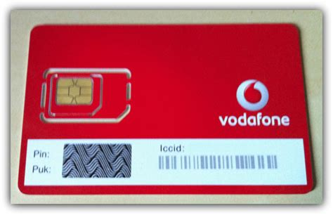microsim vodafone   iphone  pronews