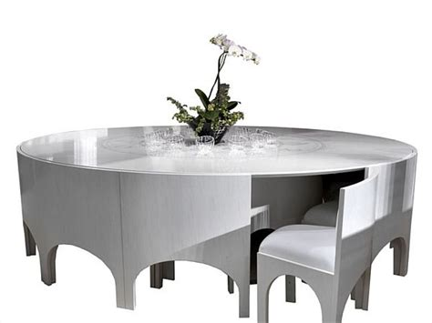 The coliseum dining table by samuele mazza