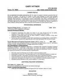 Wealth Manager Sle Resume by The Stylish Realtor Description For Resume Resume Format Web