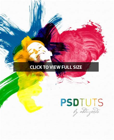 watercolor edit tutorial create cool watercolor effects in photoshop