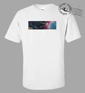 Cp Printed Cc soviet sputnik t shirt