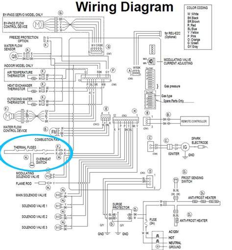 ac air handler wiring diagram rheem free wiring