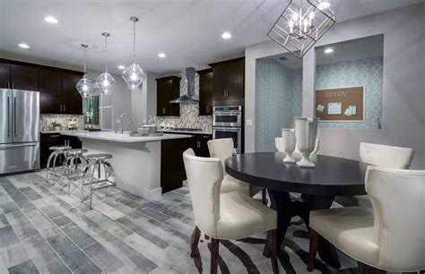 pulte homes interior design 5 kitchen design trends to take from model homes