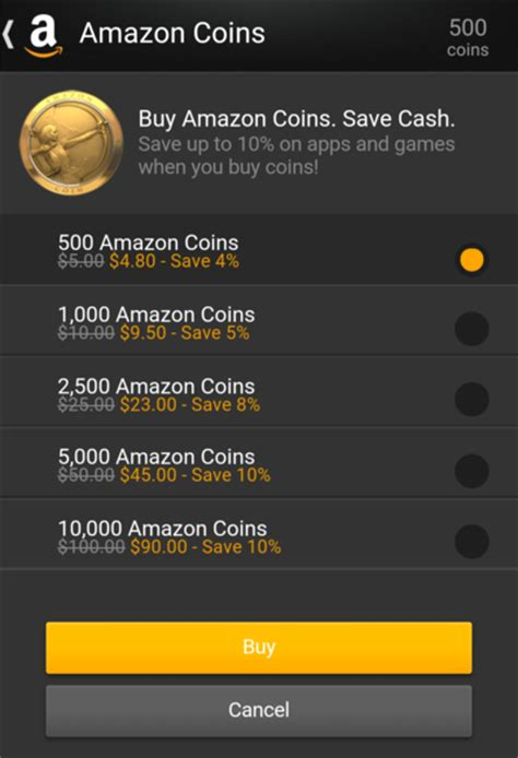 Can You Buy Amazon Coins With Amazon Gift Card - amazon appstore a surprisingly good alternative to google play android central
