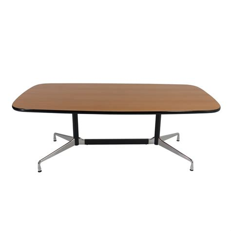Vitra Dining Table Segmented Dining Table By Charles Eames For Vitra 1960s 32480