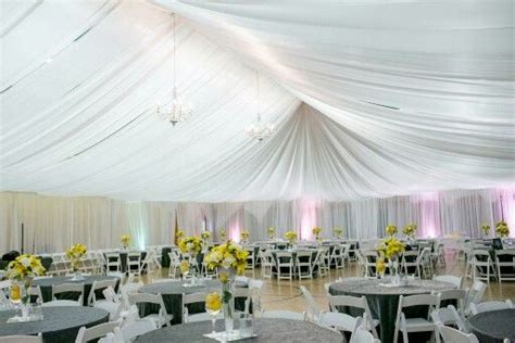 tent draping rental 1000 ideas about wedding hall decorations on pinterest