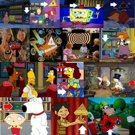 illuminati nickelodeon nickelodeon illuminati spongebob www pixshark