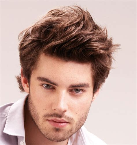 medium length spiky haircuts men s medium shaggy hairstyles for 2016 men s hairstyles