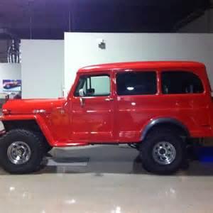 49 Willys Jeep My 49 Willys Wagon Rods