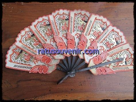 Kipas Jogja souvenir kipas renteng batik souvenir pernikahan jogja