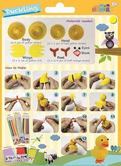 Kokoru Stripe Ichi Ichigo Ichiro Color Corrugated Paper kokoru kokorupaper diy hellokitty sanrio kokoru how to make sanrio