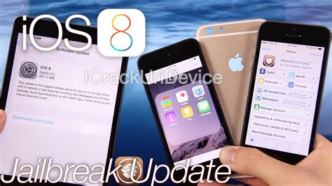 ios 8 jailbreak update untethered patch iphone 6 plus details avoid ios 8 0 to jailbreak
