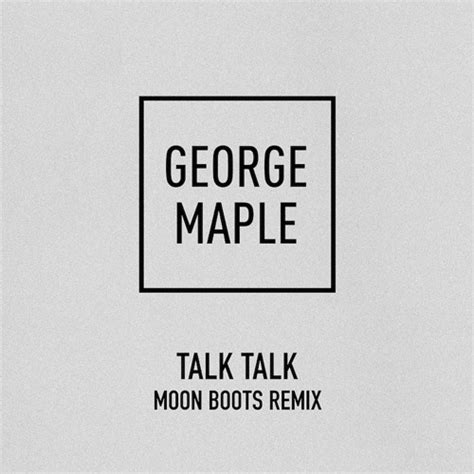 Vacant Space George Maple Vinyl - george maple talk talk moon boots remix by future