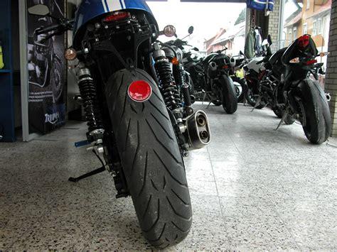 Triumph Motorrad Kassel by Details Zum Custom Bike Triumph Thruxton Des H 228 Ndlers