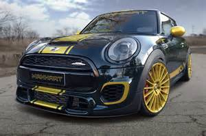 Mini Cooper Works Tuning Manhart Mini Cooper Works Tuning F56 Mit 300 Ps