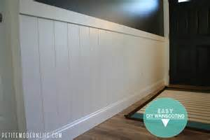 Kitchen Makeovers Ideas petite modern life easy diy wainscoting petite modern life