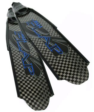 Fin Skorpio Genesis Carbon C4 Diving Freediving Spearfishing c4 blue flap t700 carbon fiber freediving fins 3