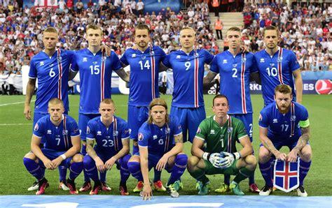 Picture Post Nation 4 by Profil Tim Kuda Hitam Piala Dunia 2018 Islandia