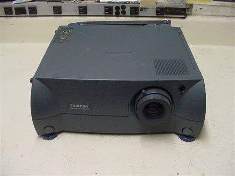 Lu Lcd Projector Toshiba meco