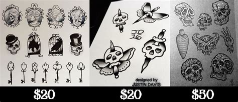 friday 13 tattoos friday the 13th special moth and dagger studio