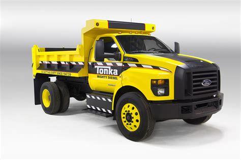 2017 Ford F 750 Tonka Dump Truck   Autos.ca