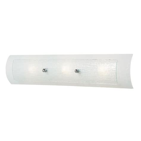 polished chrome 3 light bath wall fixture 24 quot ebay elstead lighting duet 3 led bathroom wall light in