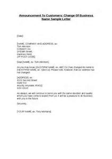 business change of address letter to clients letter of