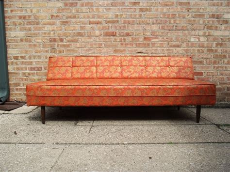 Retro Modern Daybed Sofa by Vintage Ground Mid Century Modern Retro Daybed Sofa