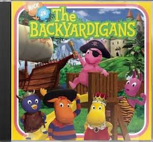 Backyardigans Save The Day The Backyardigans Cd 2005 Nick Records Oldies