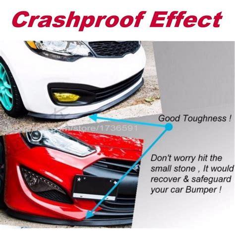 mitsubishi eterna vrg front side back bumper spoilers lip for