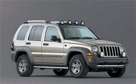 jeep liberty renegade walker recall nhtsa investigates chrysler recall of 2002 2003 jeep