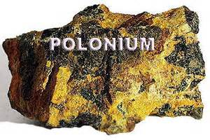 How Many Protons Are In Polonium Polonium Element Properties Metal Chalcogen