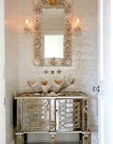 mirrored bathroom vanity cottage bathroom house