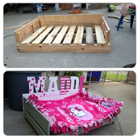 puppies do it yourself diy large bed no sew buzzchatco do it yourself beds and beds and costumes