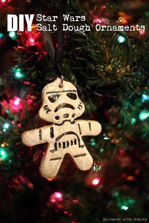 diy wars diy wars salt dough ornaments handmade with