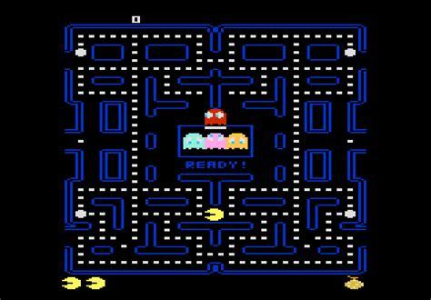 AtariAge   Atari 7800 Screenshots   Pac Man Collection