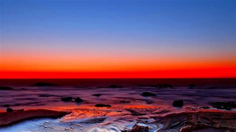 beautiful wallpapers beautiful red sunset hd wallpaper wallpaperfx