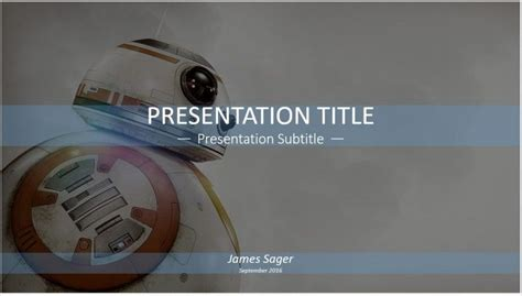 robotics themes for powerpoint free robot powerpoint 12149 sagefox powerpoint templates