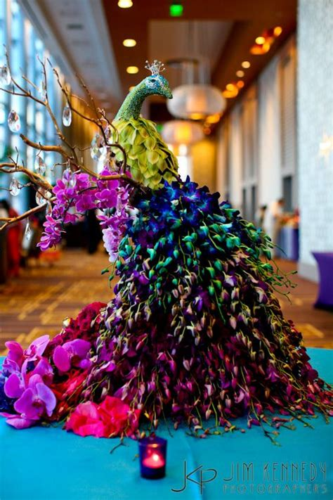 peacock themed decorations 6 brilliant ideas for a peacock theme for your sangeet