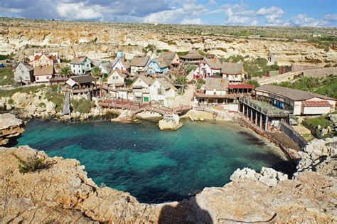 popeye village real life popeye s village in malta when on earth for