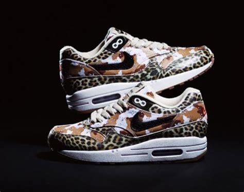 nike animal print shoes shoes nike leopard print brown sneakers air max