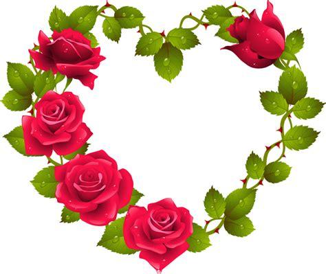 design bunga valentine red roses heart clip art hearts clipart pinterest