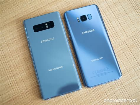 Samsung Note 8 Galaxy Note 8 Vs Galaxy S8 Which Should You Buy