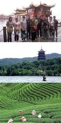 Teh Longjing tour shanghai beijing weekend liburan januari maret