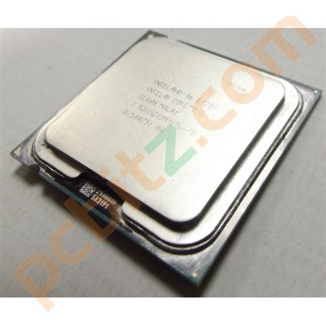 Processor 2 Duo E7200 253 Ghz intel 2 duo e7200 slavn 2 53ghz 3m 1066 socket lga775 cpu